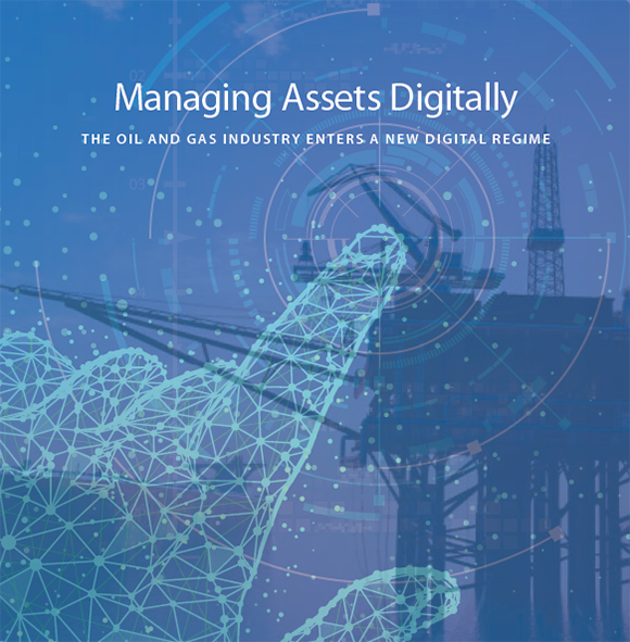 Managing Oil Assets Digitally