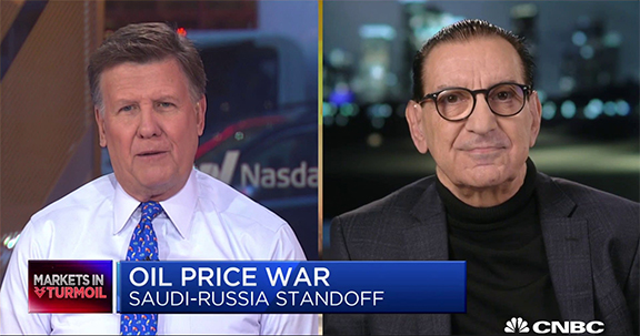 Saudi-Russia Price War - CNBC Squawk Box