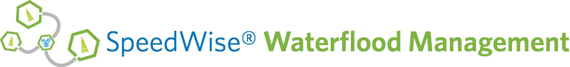 SWM - SpeedWise Waterflood Management logo
