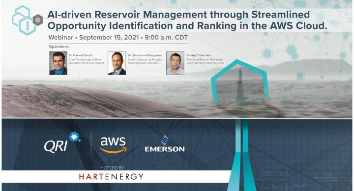 Joint HART Energy Webinar - AI-Driven Reservoir Management