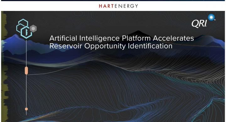 Artificial Intelligence Platform Accelerates Reservoir Opportunity Identification