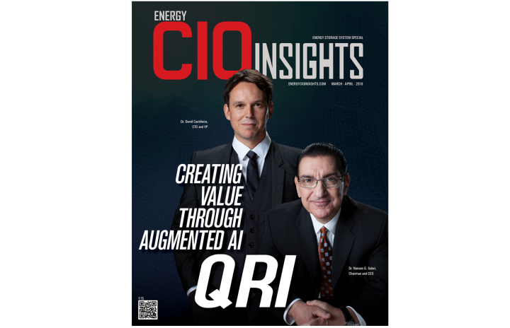 CIO Insights Top Ten AI Solution Provider